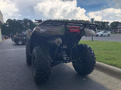 2020 Kawasaki Brute Force 750 4x4i EPS Camo in Greenville, North Carolina - Photo 9