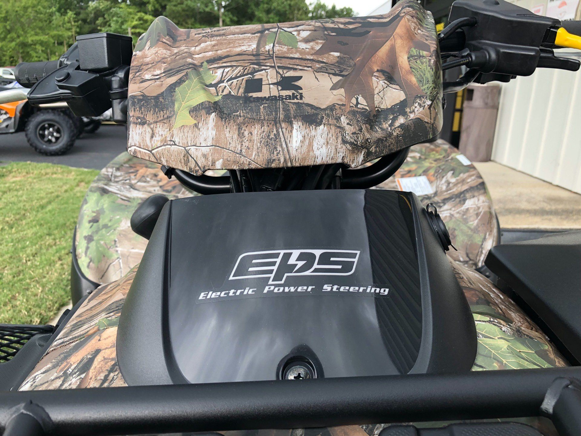 2020 Kawasaki Brute Force 750 4x4i EPS Camo in Greenville, North Carolina - Photo 13