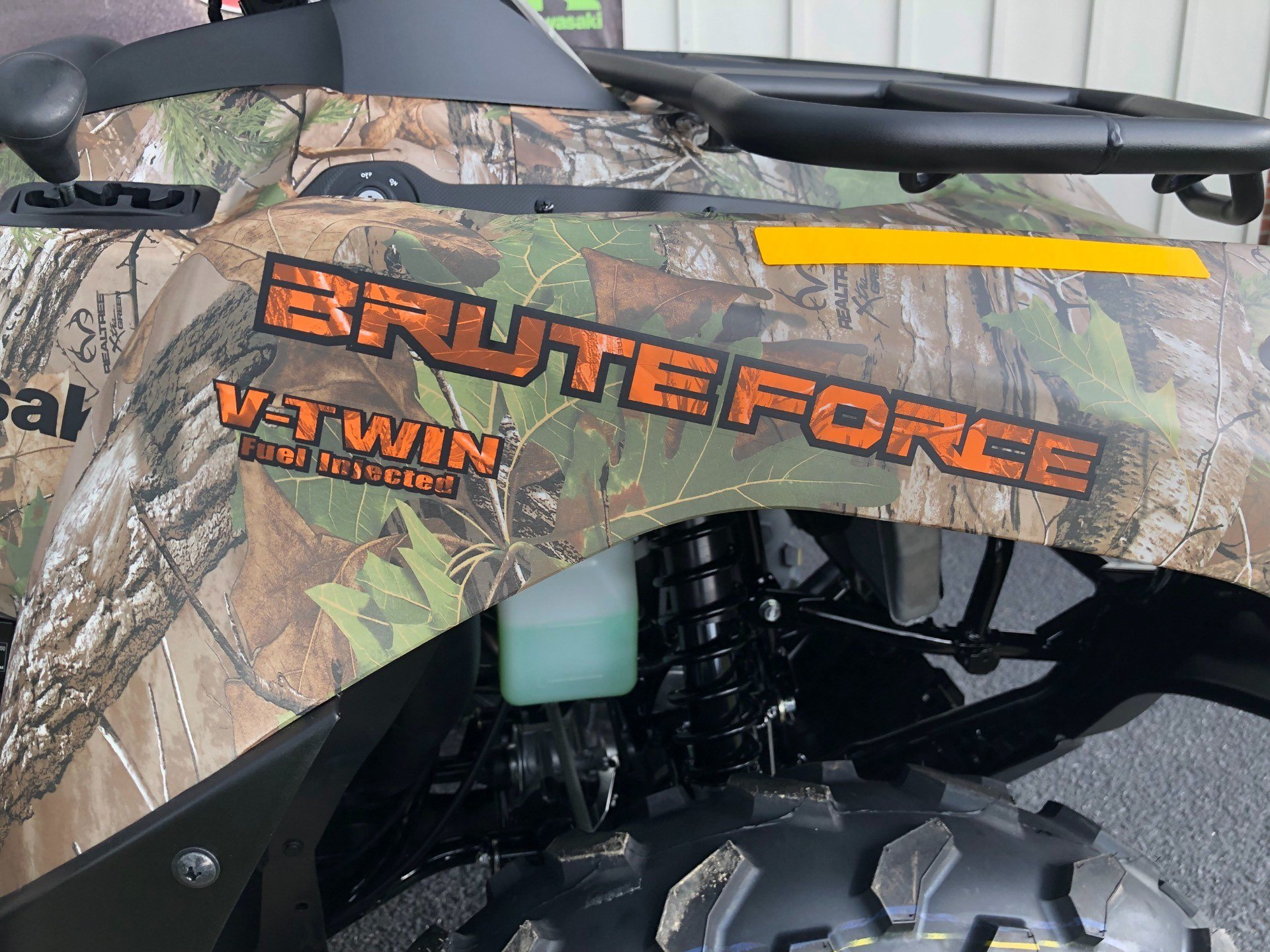 2020 Kawasaki Brute Force 750 4x4i EPS Camo in Greenville, North Carolina - Photo 16