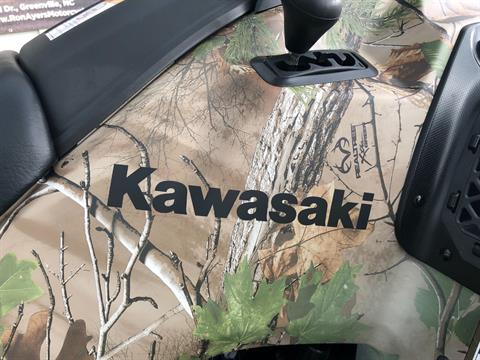 2020 Kawasaki Brute Force 750 4x4i EPS Camo in Greenville, North Carolina - Photo 17