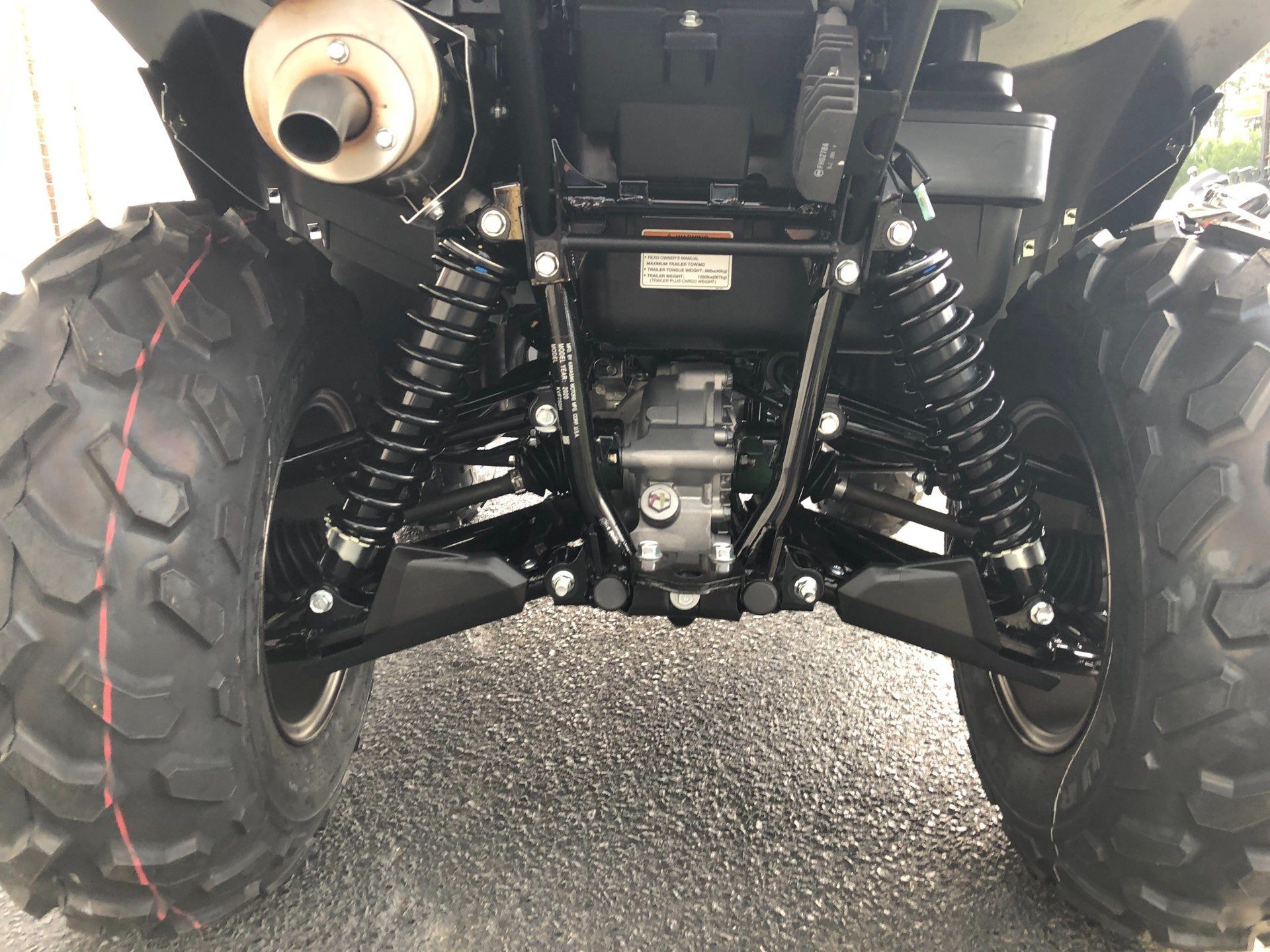 2020 Kawasaki Brute Force 750 4x4i EPS Camo in Greenville, North Carolina - Photo 21
