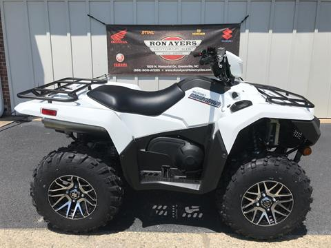 2020 Suzuki KingQuad 750AXi Power Steering SE in Greenville, North Carolina - Photo 1