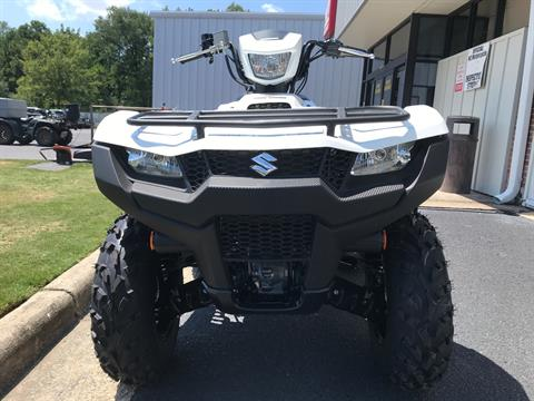 2020 Suzuki KingQuad 750AXi Power Steering SE in Greenville, North Carolina - Photo 3