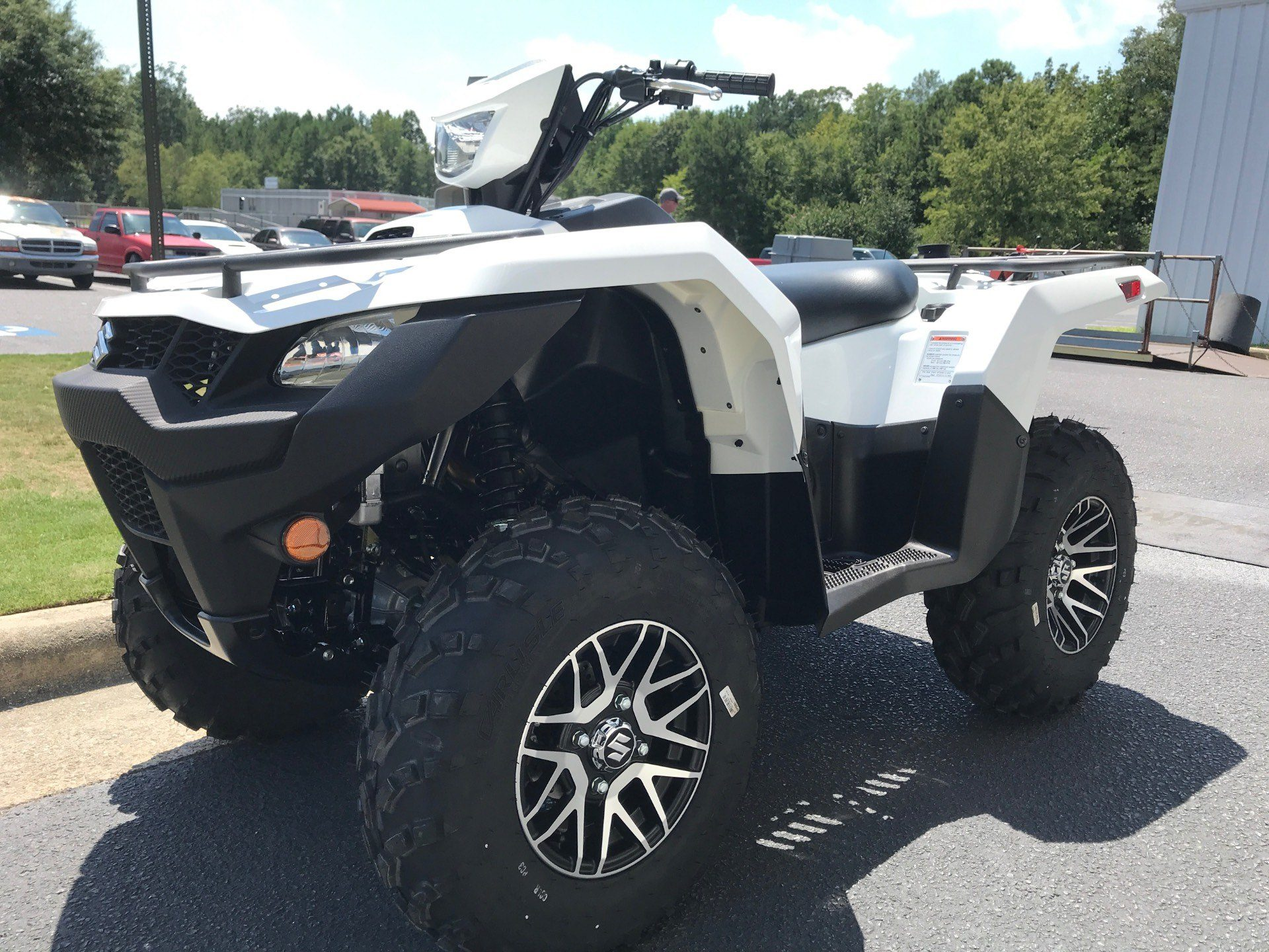 2020 Suzuki KingQuad 750AXi Power Steering SE in Greenville, North Carolina - Photo 4