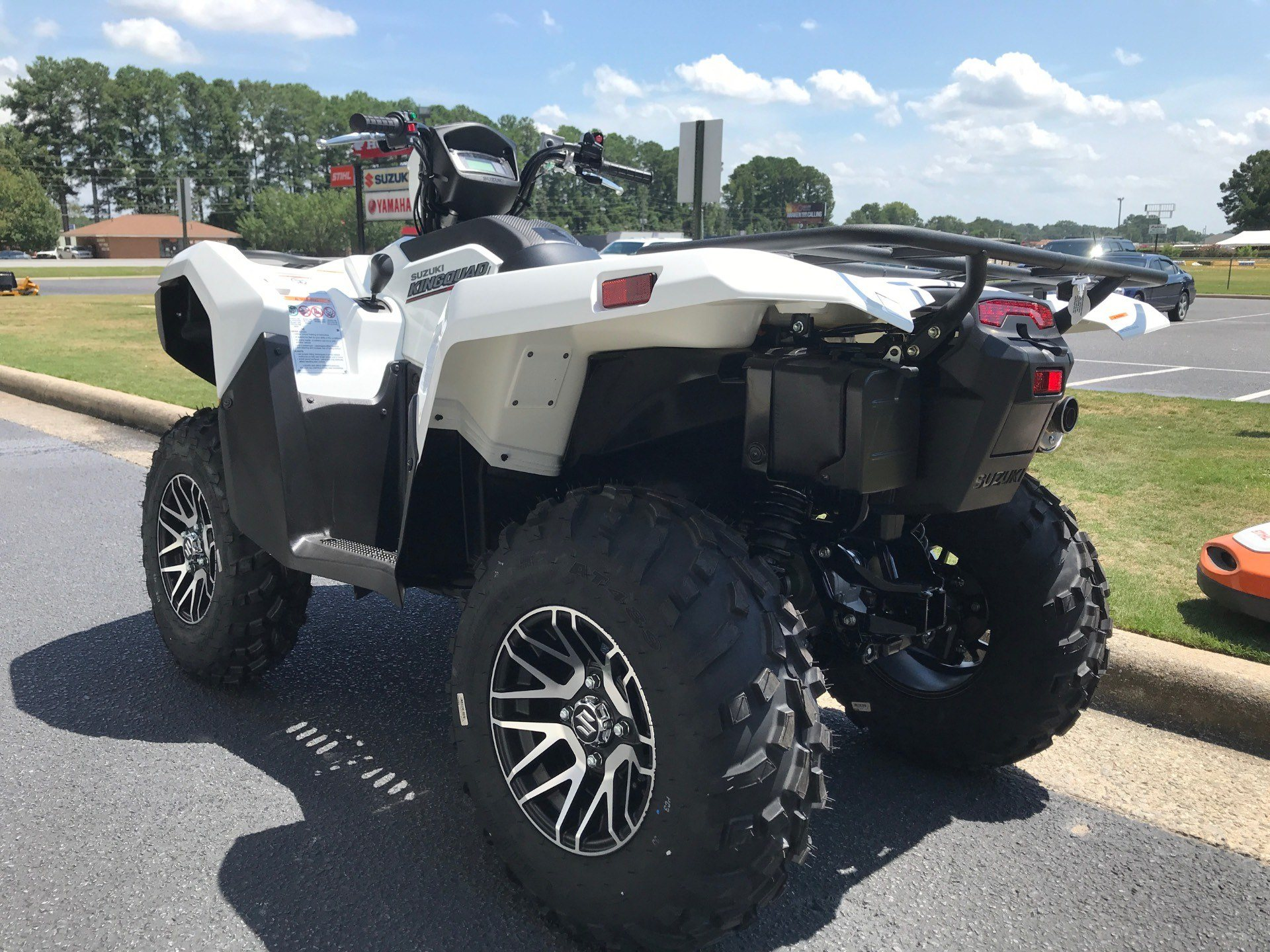 2020 Suzuki KingQuad 750AXi Power Steering SE in Greenville, North Carolina - Photo 6