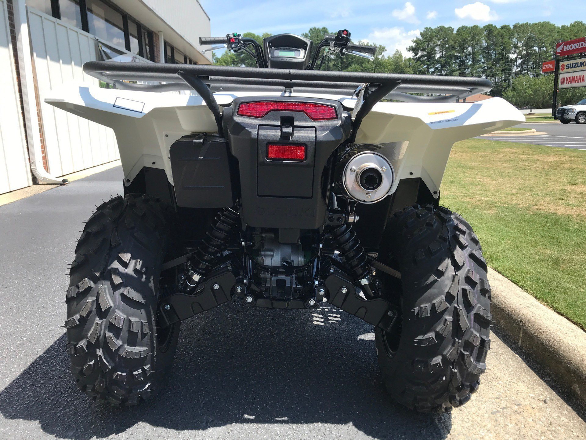 2020 Suzuki KingQuad 750AXi Power Steering SE in Greenville, North Carolina - Photo 7