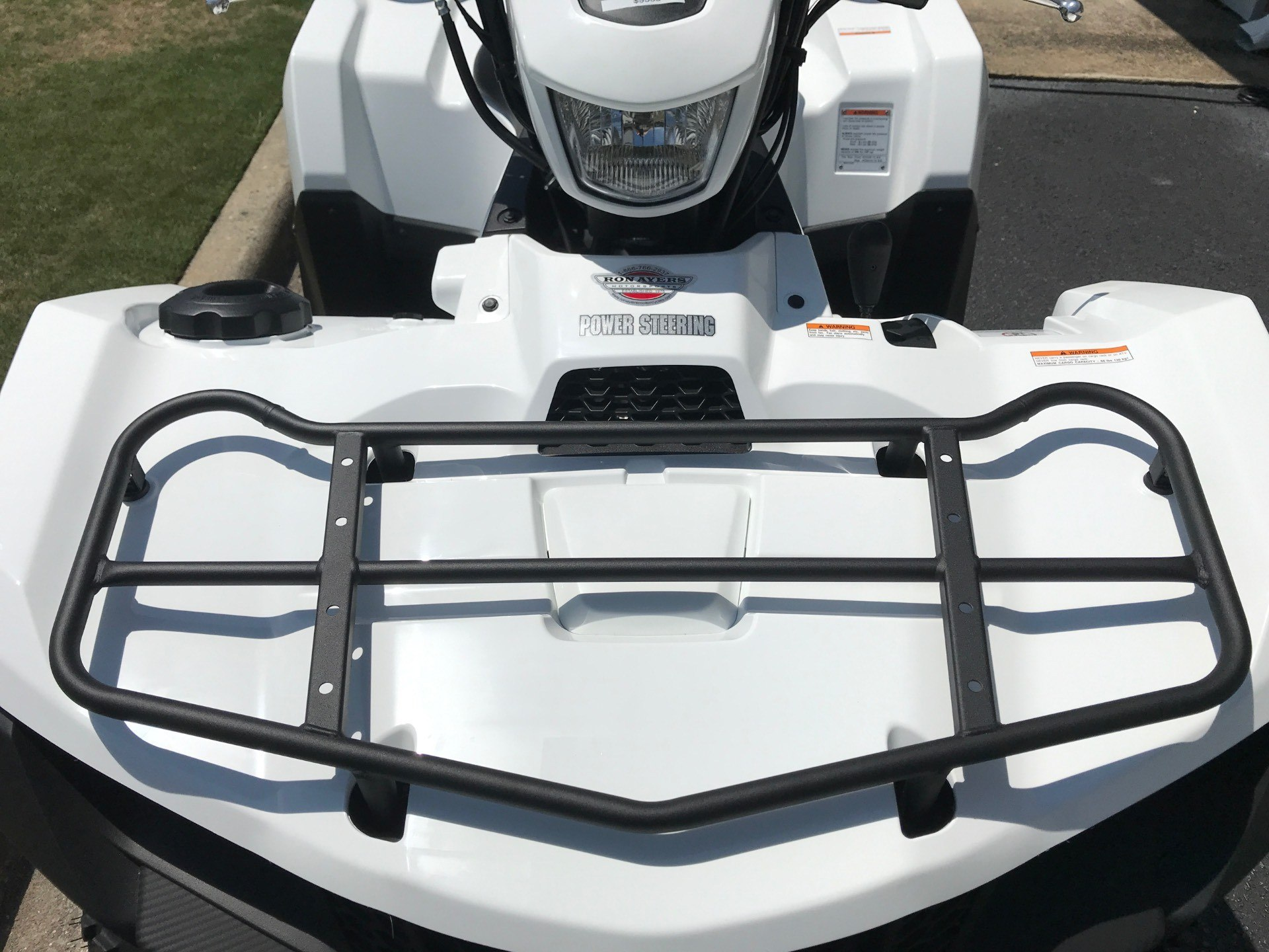2020 Suzuki KingQuad 750AXi Power Steering SE in Greenville, North Carolina - Photo 10