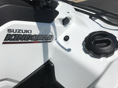 2020 Suzuki KingQuad 750AXi Power Steering SE in Greenville, North Carolina - Photo 16