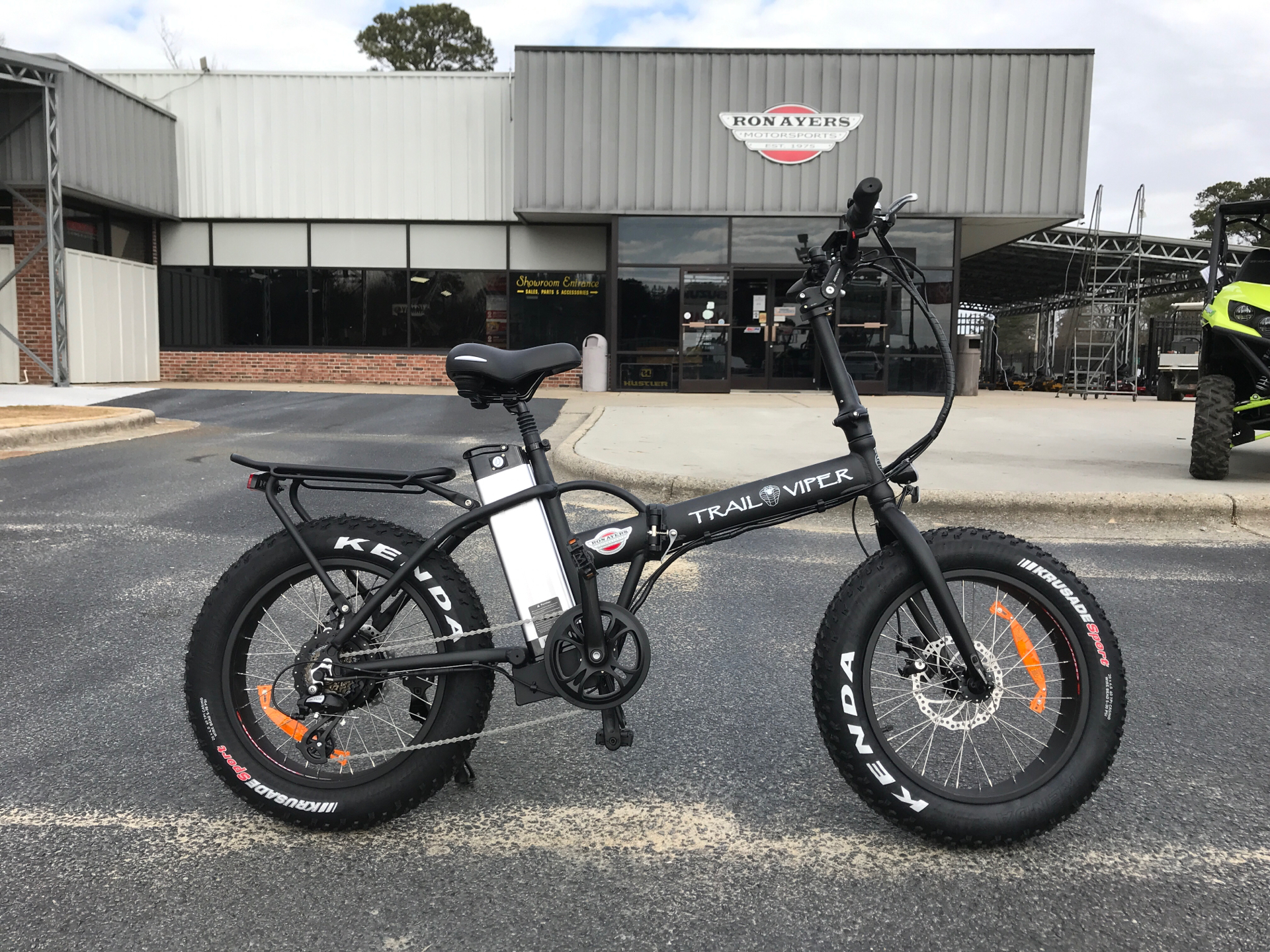 2020 SSR Motorsports Trail Viper 500W in Greenville, North Carolina - Photo 1