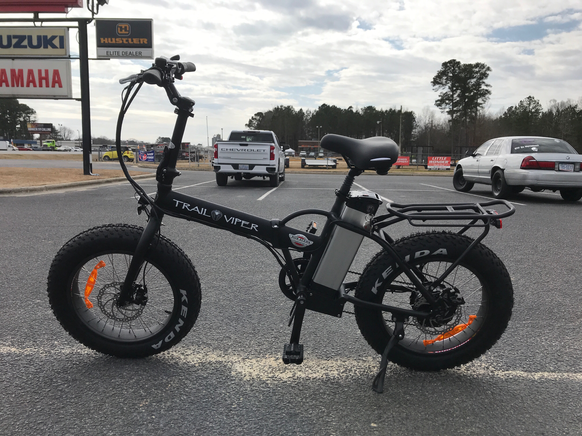 2020 SSR Motorsports Trail Viper 500W in Greenville, North Carolina - Photo 5