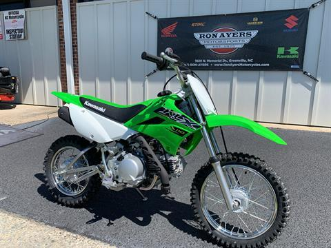 2019 Kawasaki KLX 110 in Greenville, North Carolina - Photo 2