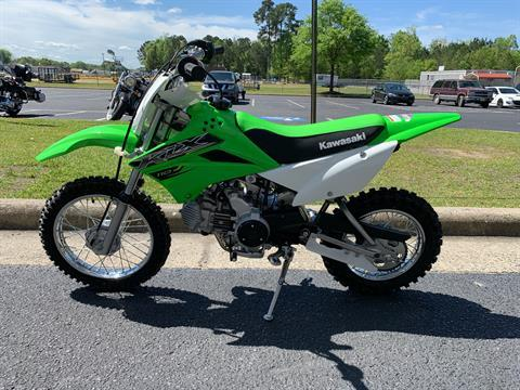 2019 Kawasaki KLX 110 in Greenville, North Carolina - Photo 7