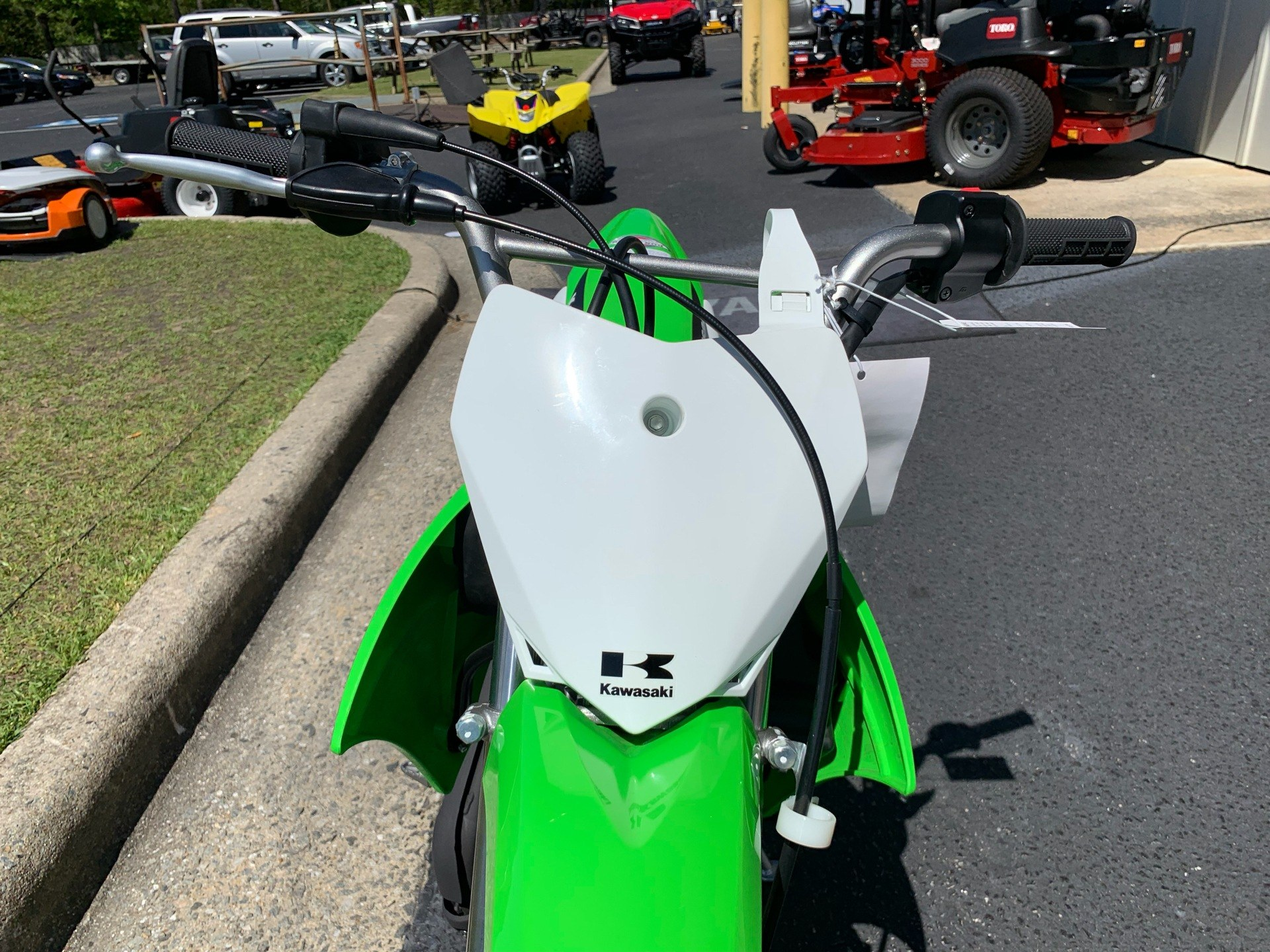 2019 Kawasaki KLX 110 in Greenville, North Carolina - Photo 12