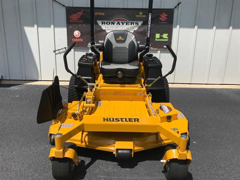 2020 Hustler Turf Equipment Super Z HyperDrive 60 in. Vanguard Big Block EFI 37 hp in Greenville, North Carolina - Photo 1