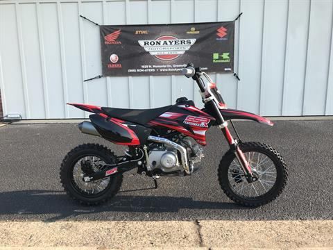 2021 SSR Motorsports SR110TR in Greenville, North Carolina