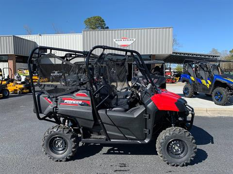 2020 Honda Pioneer 700-4 in Greenville, North Carolina