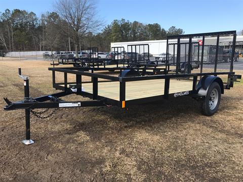 2021 Holmes 6.4 x 12 3.5k axle in Greenville, North Carolina