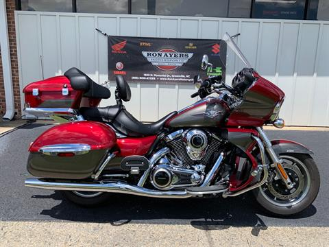 2018 Kawasaki Vulcan 1700 Voyager ABS in Greenville, North Carolina