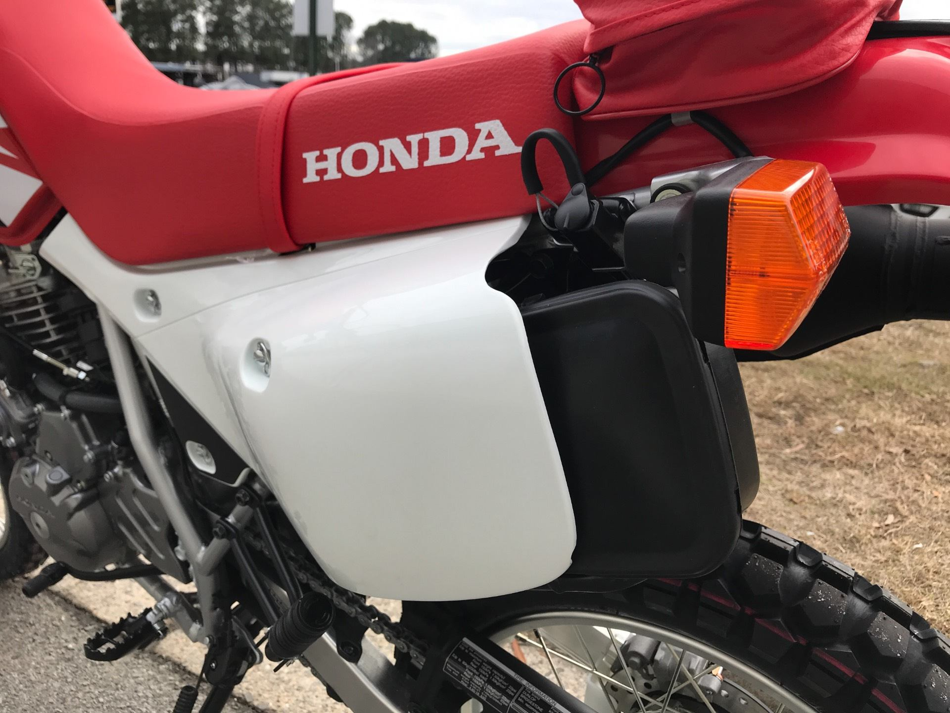 2018 Honda XR650L in Greenville, North Carolina