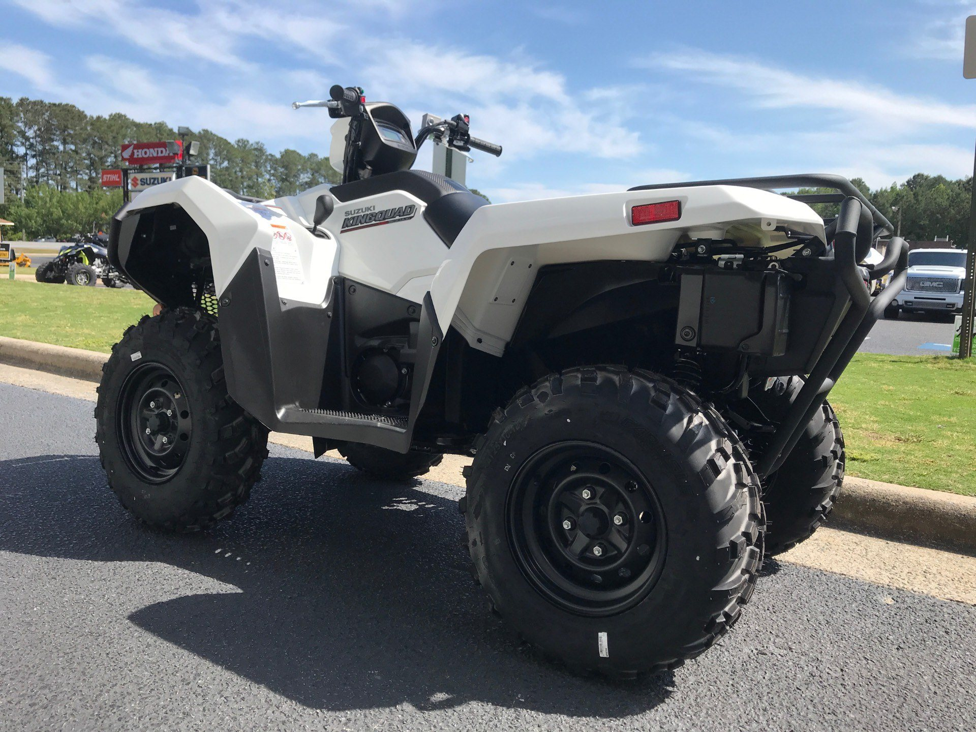 2020 Suzuki KingQuad 500AXi Power Steering with Rugged Package in Greenville, North Carolina - Photo 7