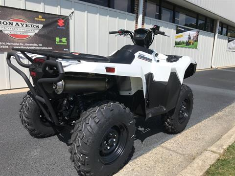 2020 Suzuki KingQuad 500AXi Power Steering with Rugged Package in Greenville, North Carolina - Photo 9