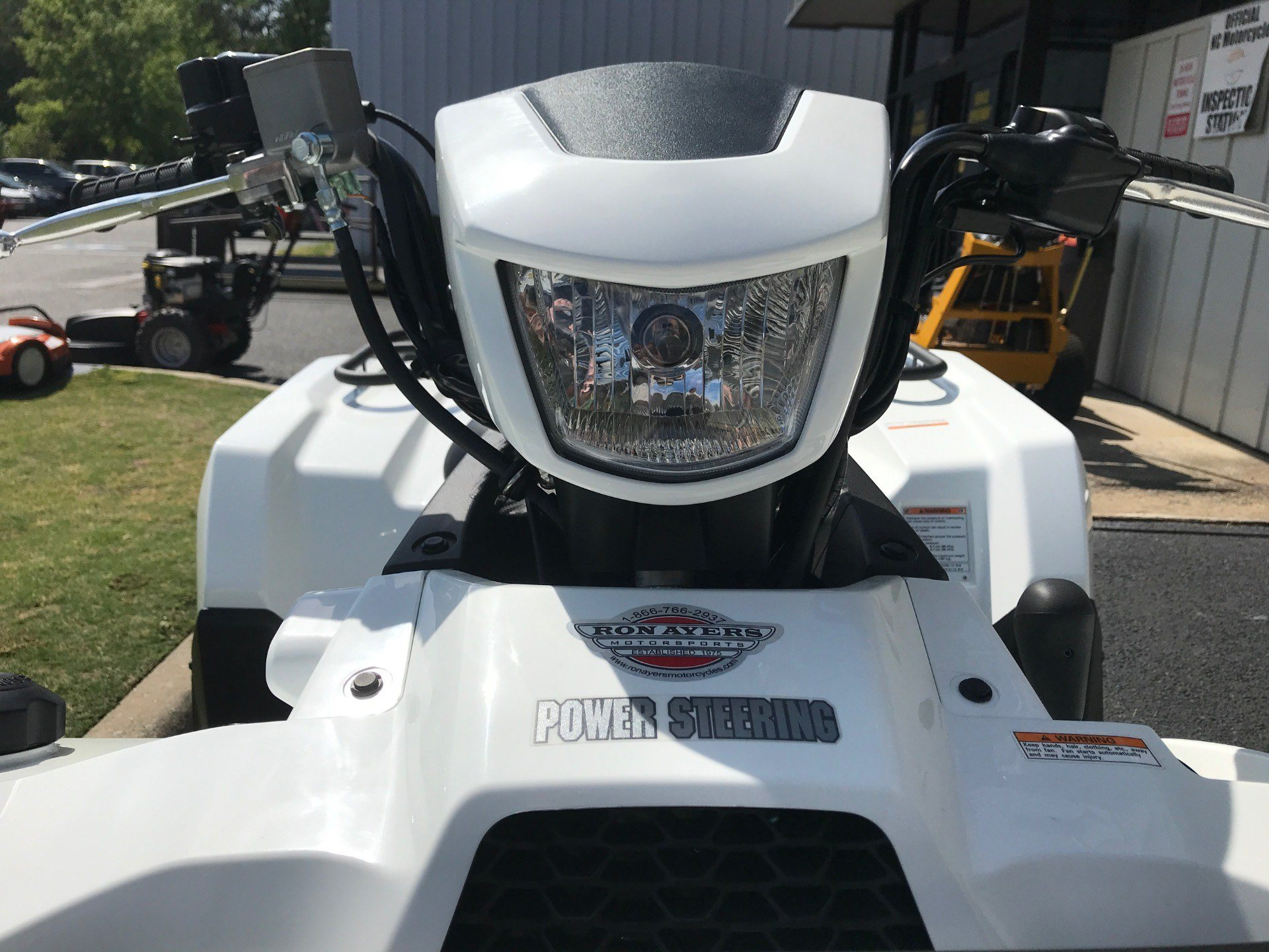2020 Suzuki KingQuad 500AXi Power Steering with Rugged Package in Greenville, North Carolina - Photo 11