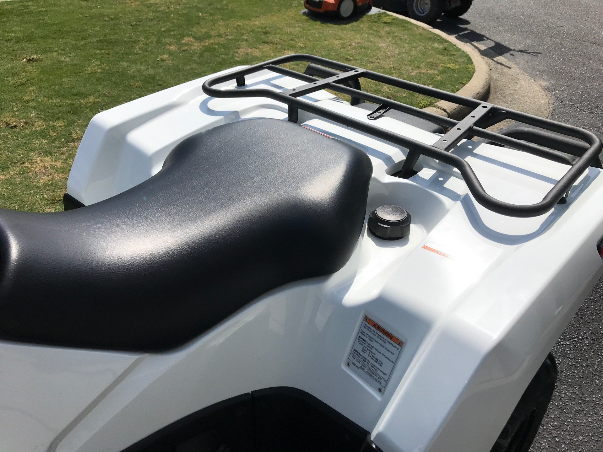 2020 Suzuki KingQuad 500AXi Power Steering with Rugged Package in Greenville, North Carolina - Photo 16