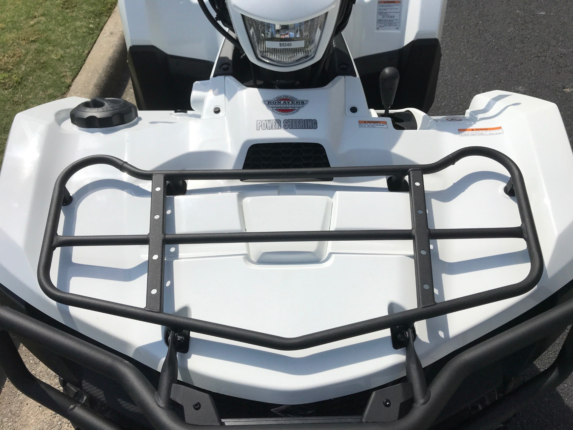 2020 Suzuki KingQuad 500AXi Power Steering with Rugged Package in Greenville, North Carolina - Photo 17