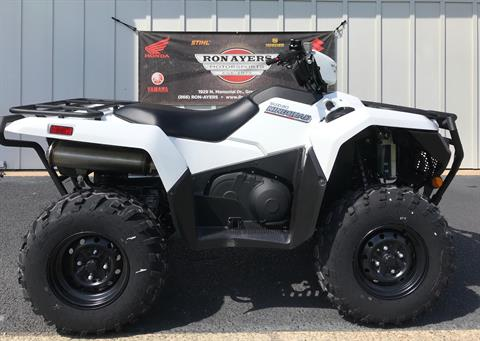 2020 Suzuki KingQuad 500AXi Power Steering with Rugged Package in Greenville, North Carolina - Photo 1