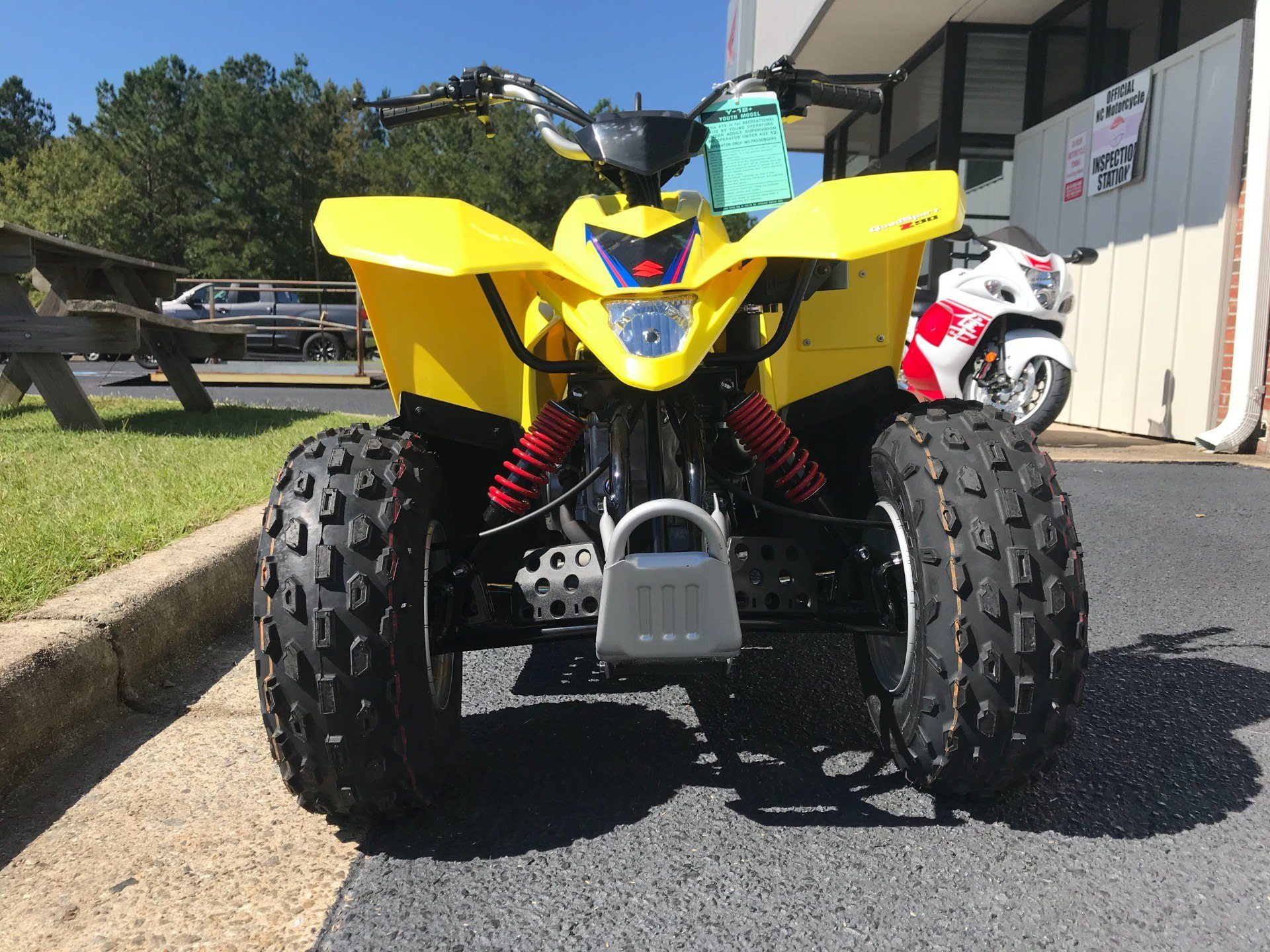 2019 Suzuki QuadSport Z90 in Greenville, North Carolina - Photo 4