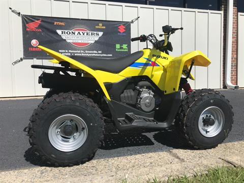 2019 Suzuki QuadSport Z90 in Greenville, North Carolina - Photo 12