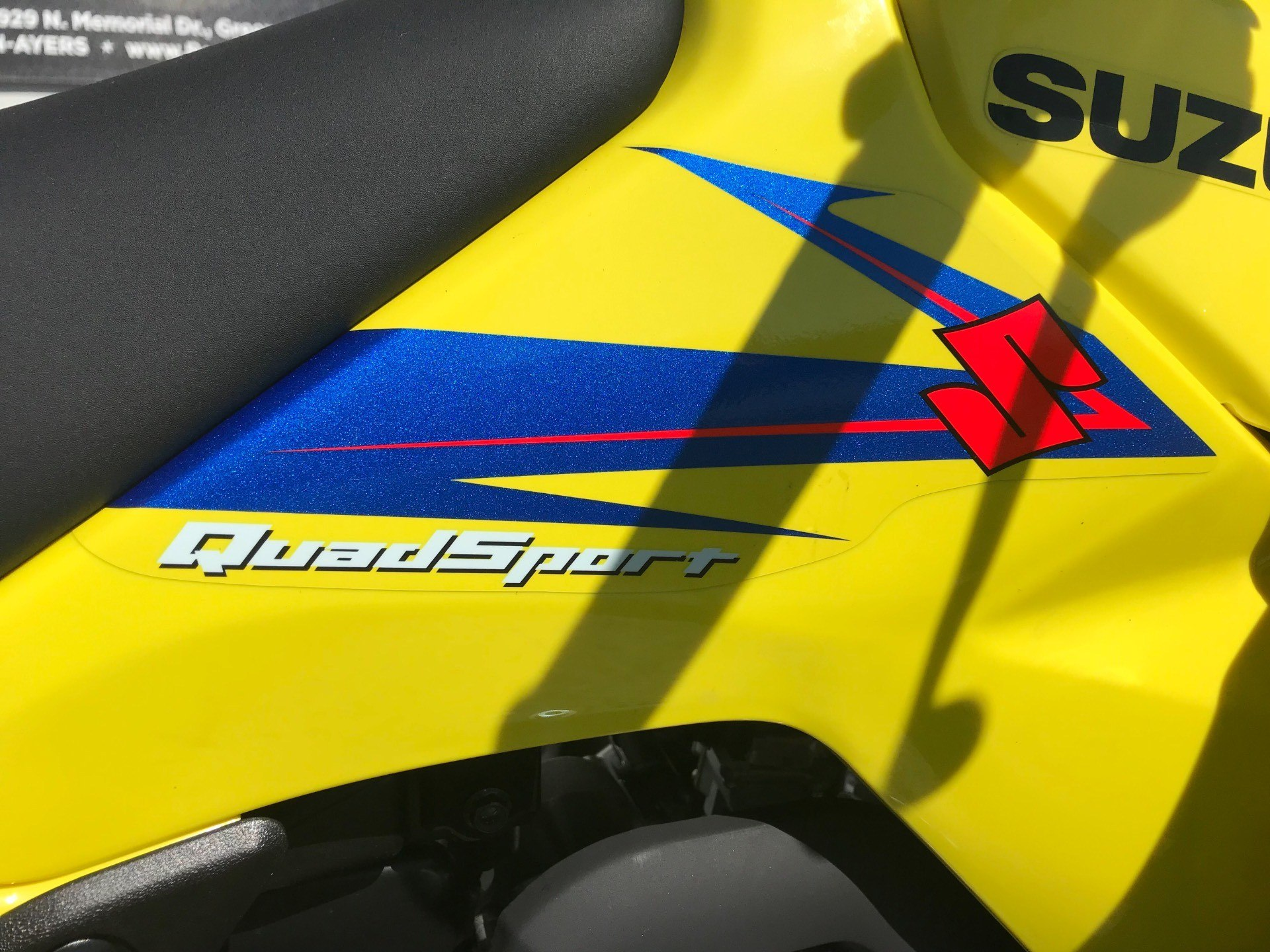 2019 Suzuki QuadSport Z90 in Greenville, North Carolina - Photo 15