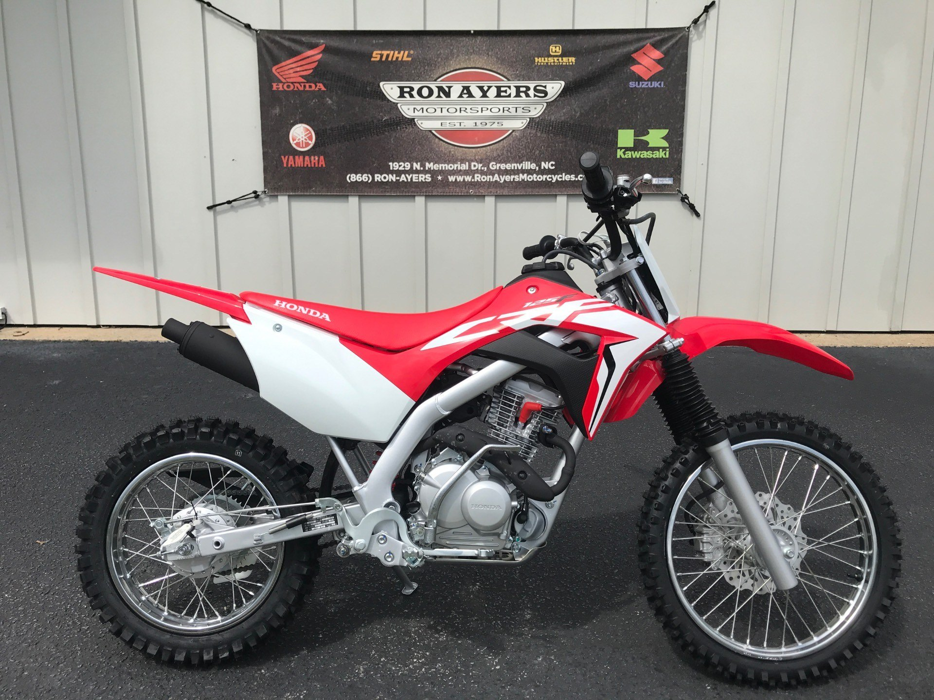 2021 Honda CRF125F in Greenville, North Carolina - Photo 1