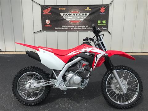 2021 Honda CRF125F in Greenville, North Carolina