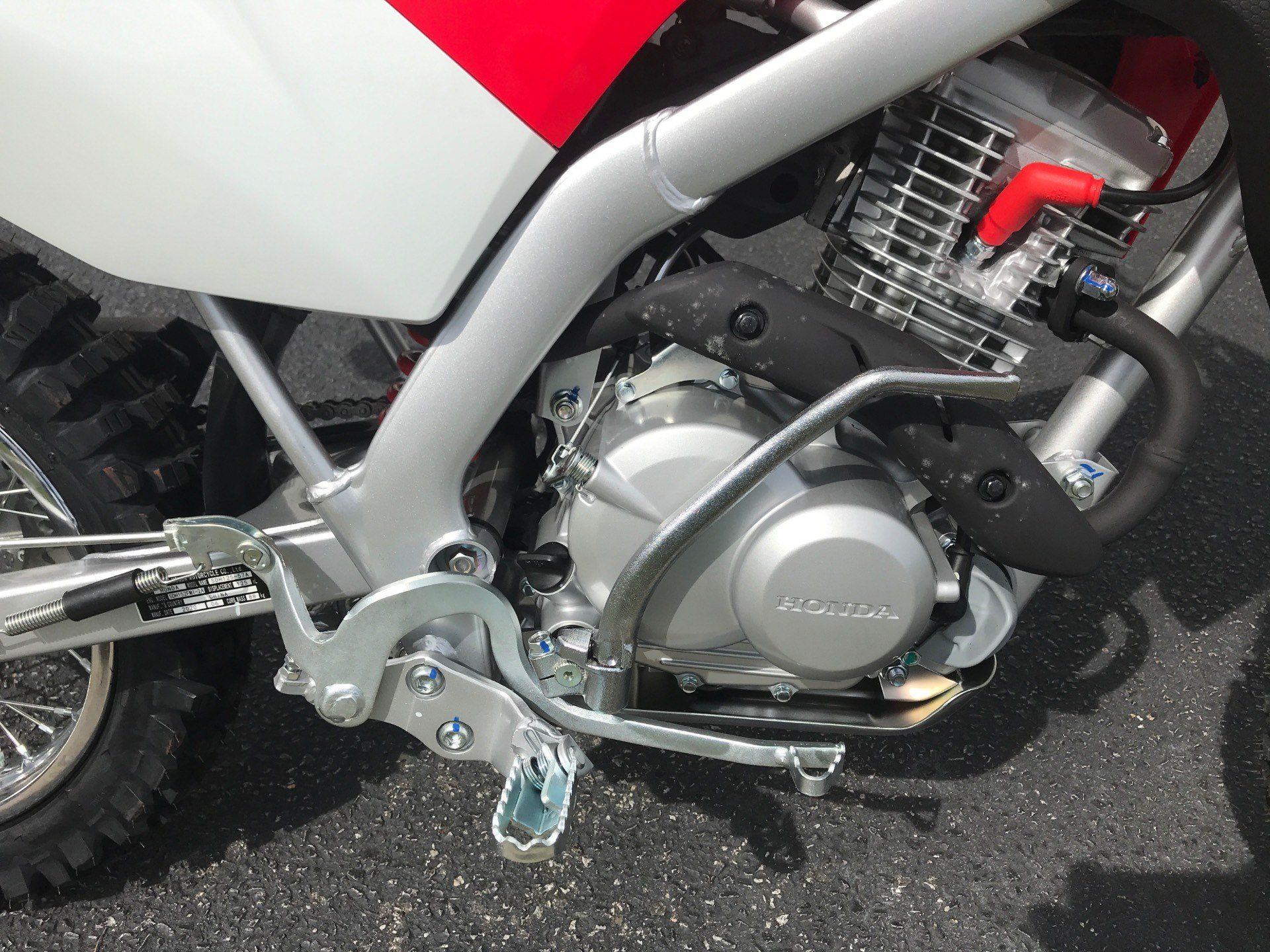 2021 Honda CRF125F in Greenville, North Carolina - Photo 13