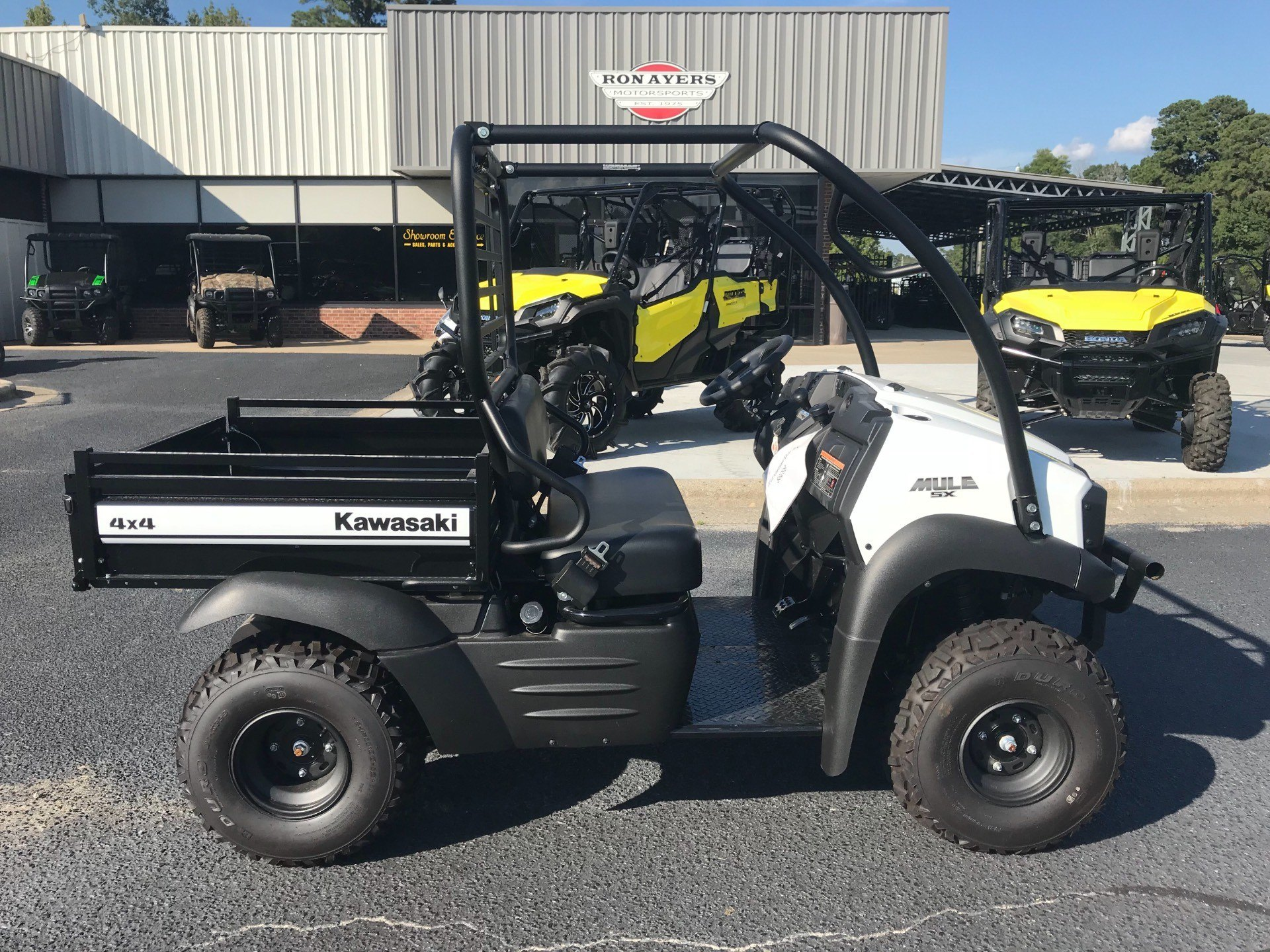 2019 Kawasaki Mule SX 4X4 SE in Greenville, North Carolina - Photo 1
