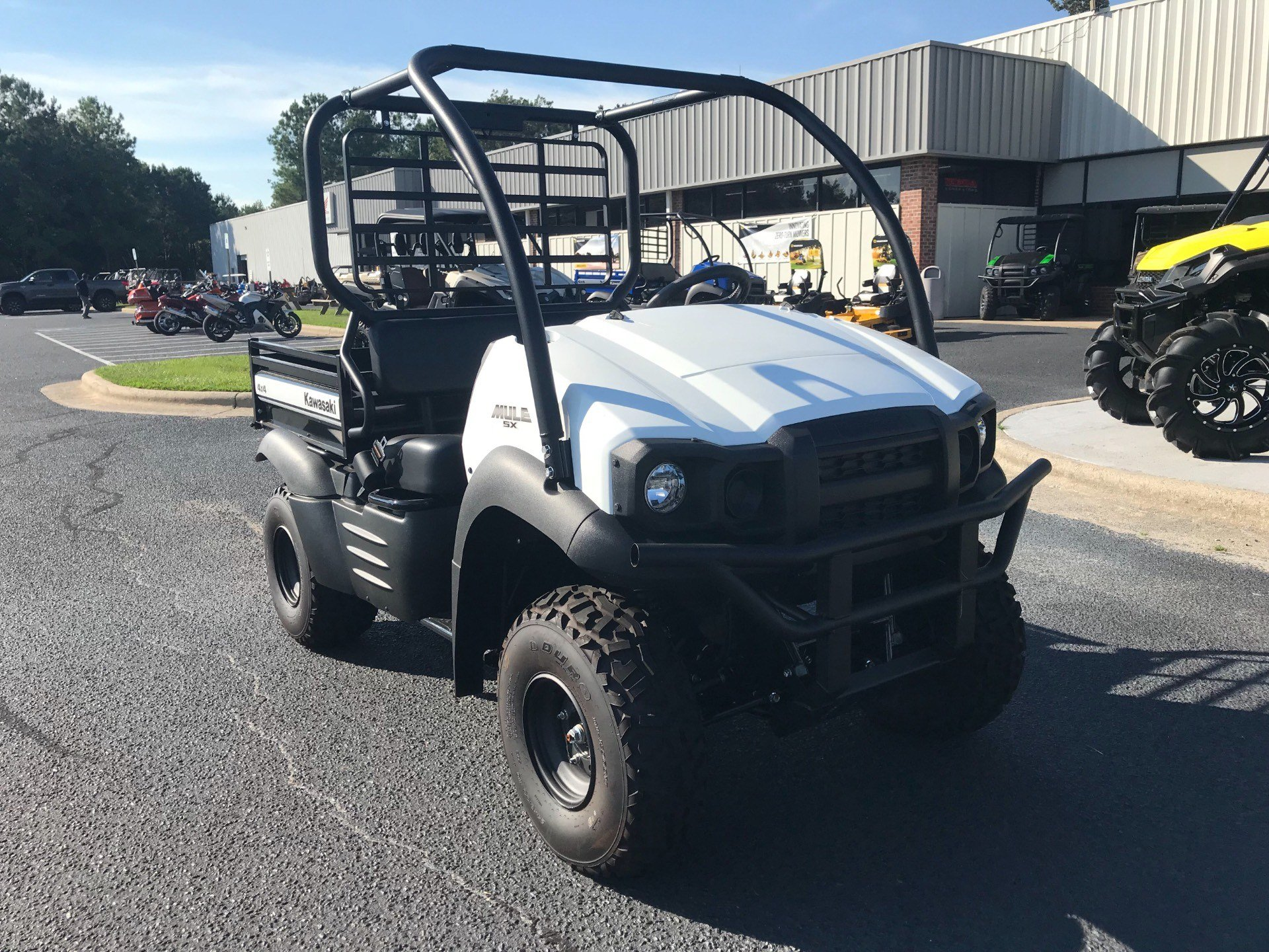 2019 Kawasaki Mule SX 4X4 SE in Greenville, North Carolina - Photo 3