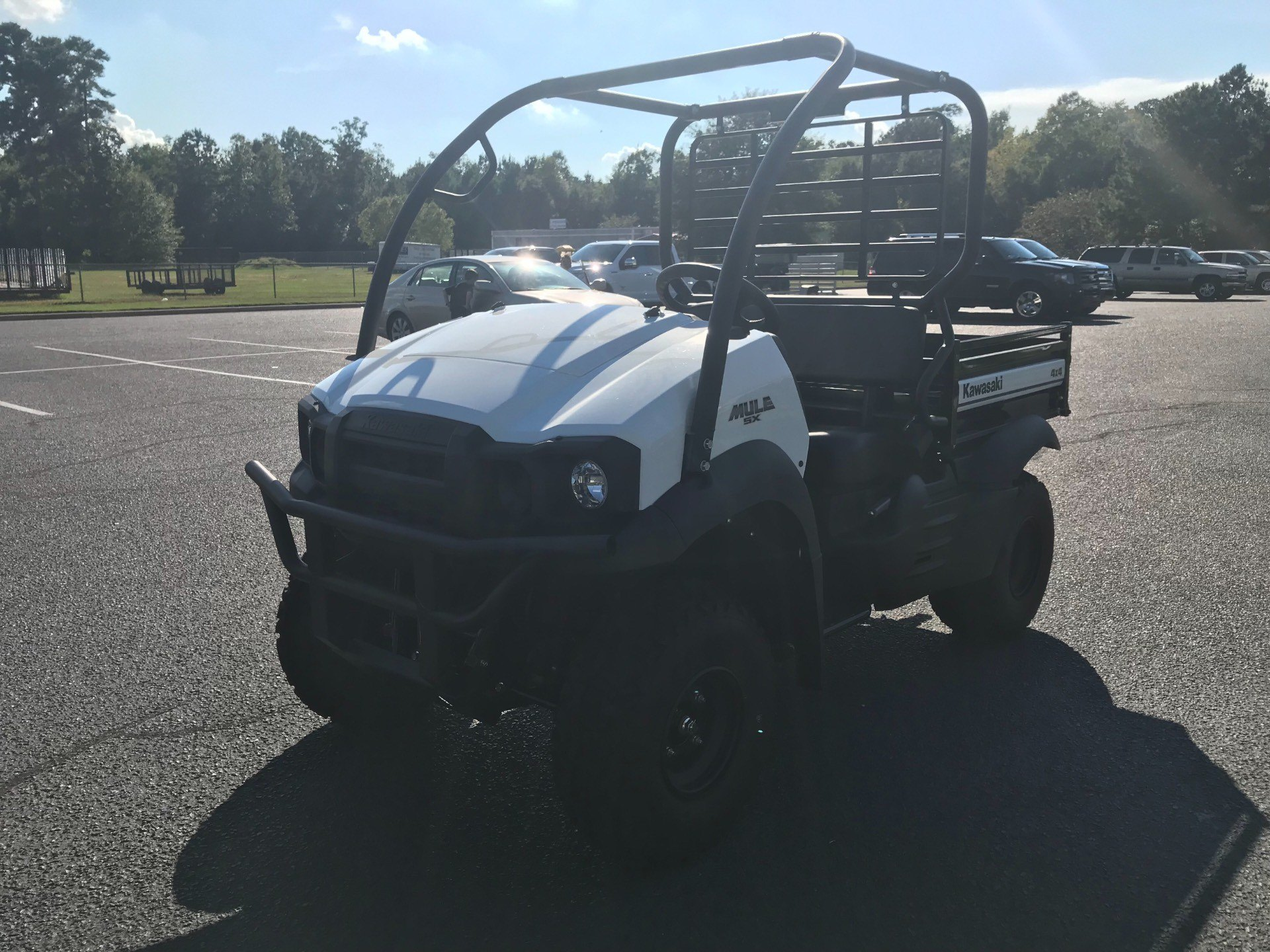 2019 Kawasaki Mule SX 4X4 SE in Greenville, North Carolina - Photo 5