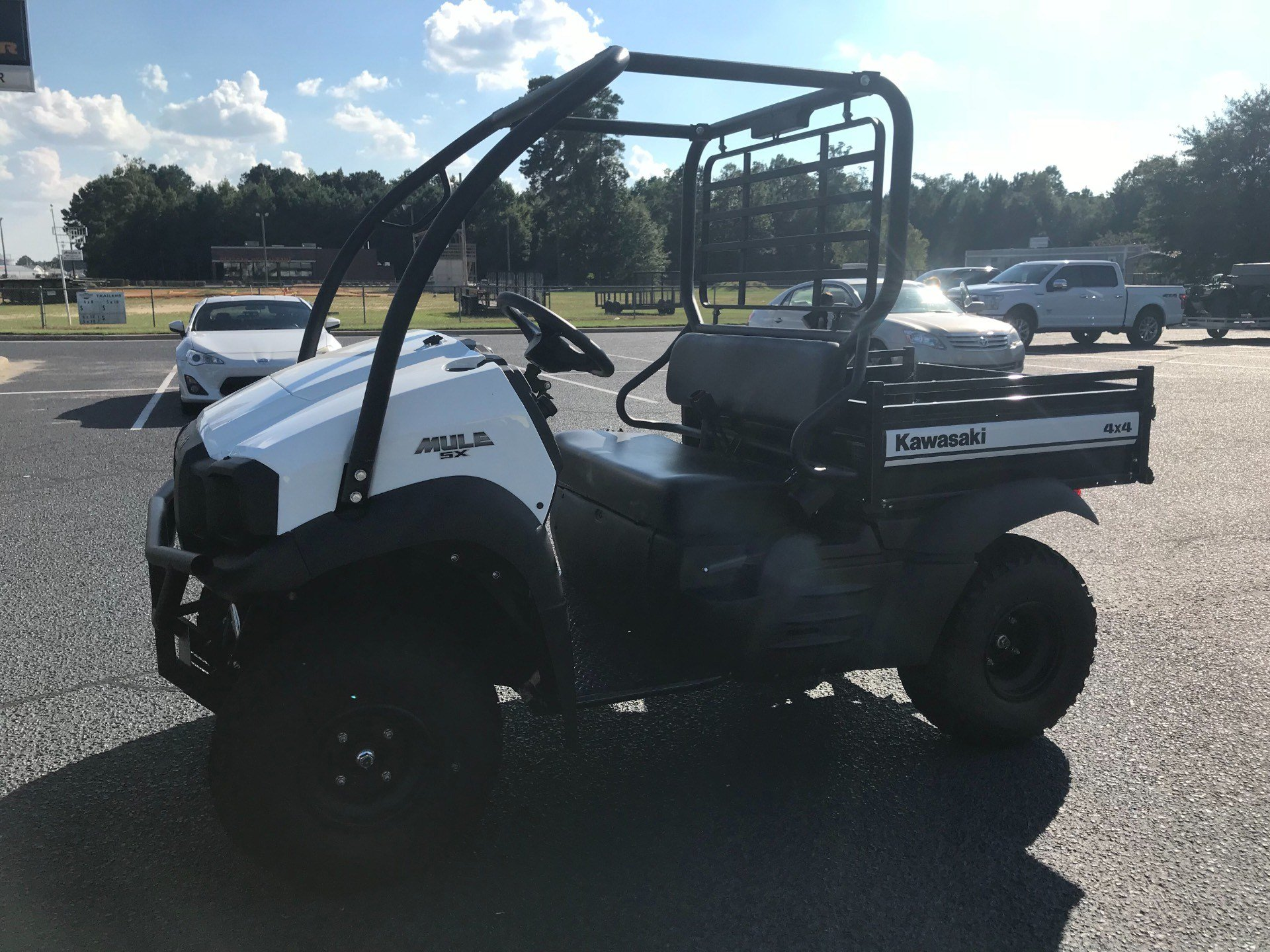 2019 Kawasaki Mule SX 4X4 SE in Greenville, North Carolina - Photo 6