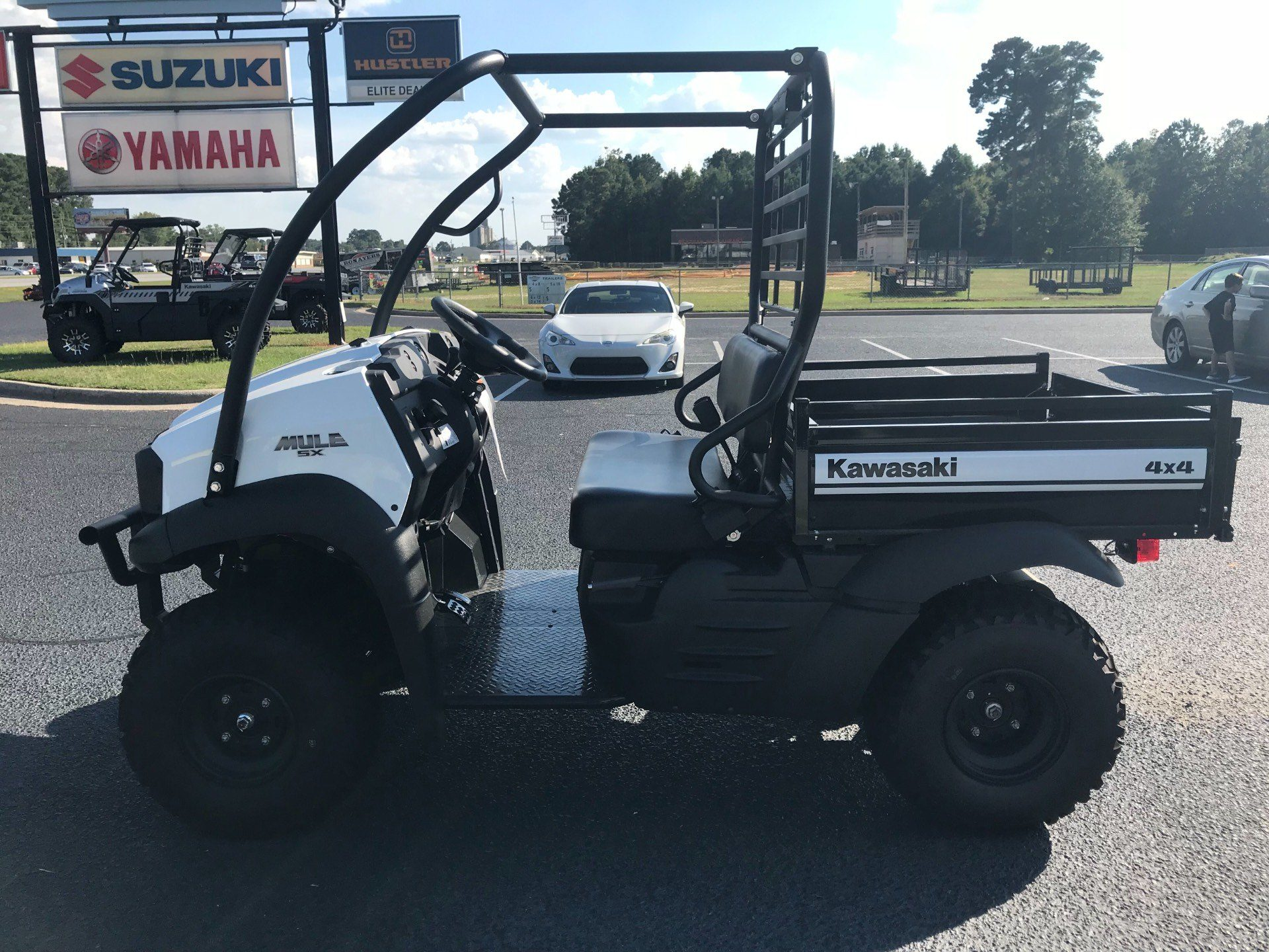 2019 Kawasaki Mule SX 4X4 SE in Greenville, North Carolina - Photo 7