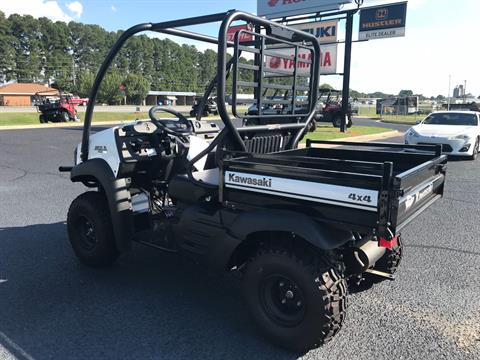 2019 Kawasaki Mule SX 4X4 SE in Greenville, North Carolina - Photo 8
