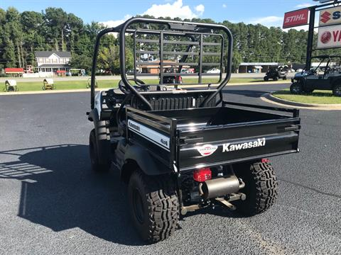 2019 Kawasaki Mule SX 4X4 SE in Greenville, North Carolina - Photo 9