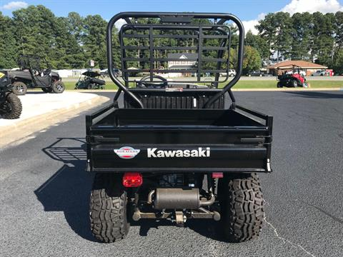2019 Kawasaki Mule SX 4X4 SE in Greenville, North Carolina - Photo 10
