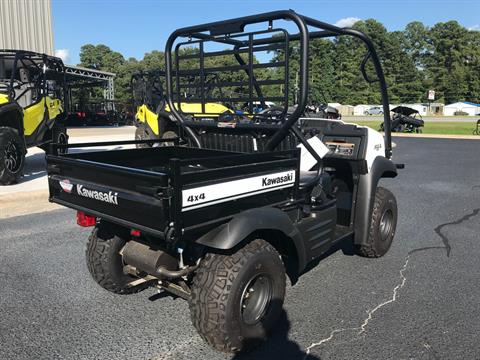 2019 Kawasaki Mule SX 4X4 SE in Greenville, North Carolina - Photo 11