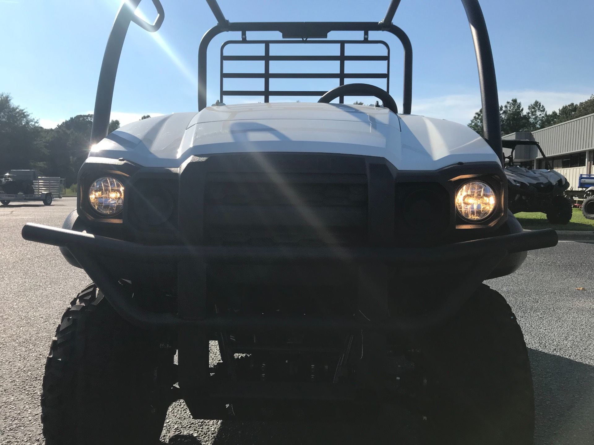 2019 Kawasaki Mule SX 4X4 SE in Greenville, North Carolina - Photo 14
