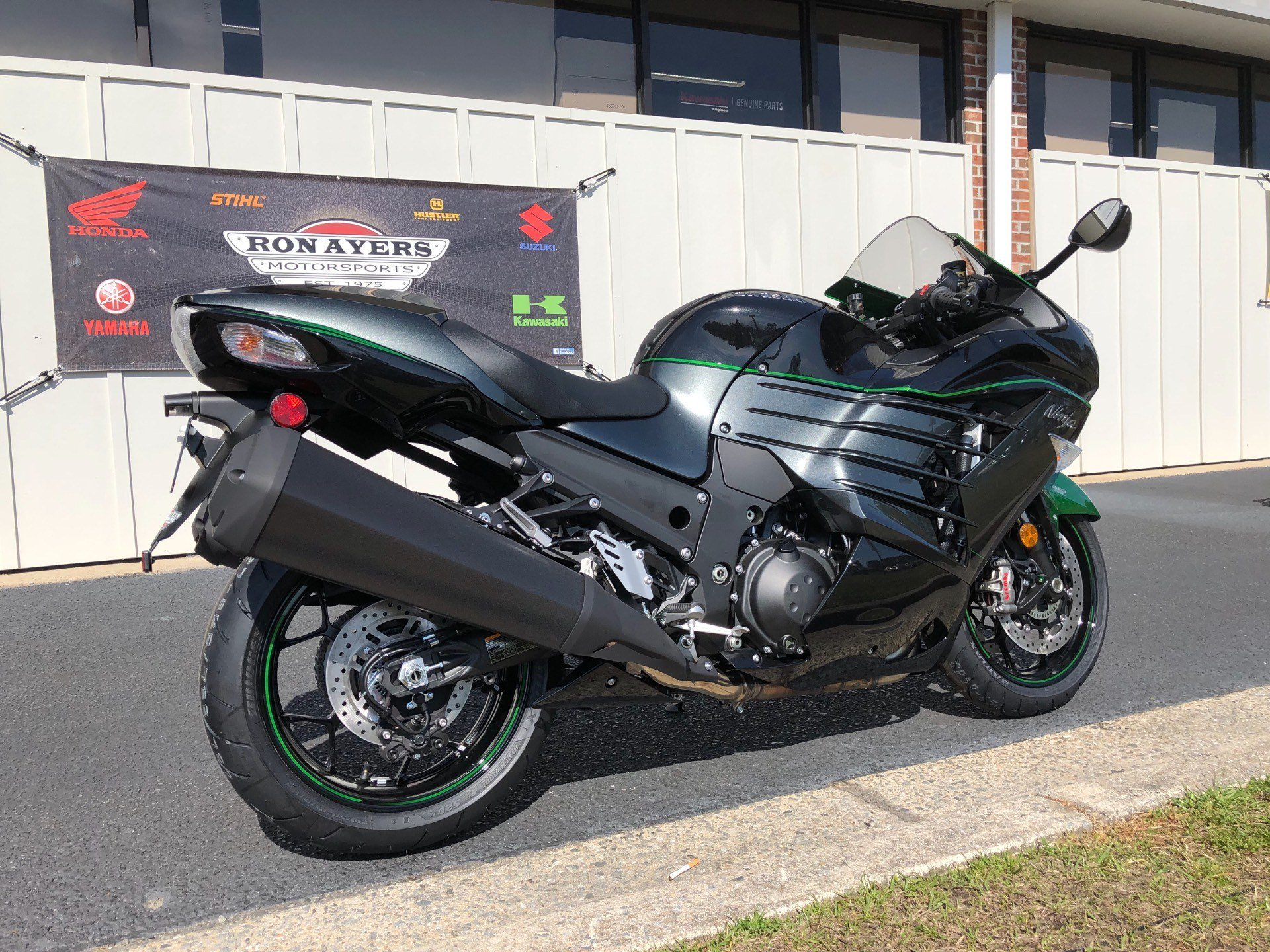 2019 Kawasaki Ninja ZX-14R in Greenville, North Carolina - Photo 12
