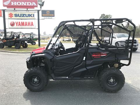 2020 Honda Pioneer 1000-5 in Greenville, North Carolina - Photo 6