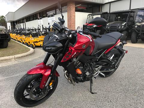 2017 Yamaha FZ-09 in Greenville, North Carolina