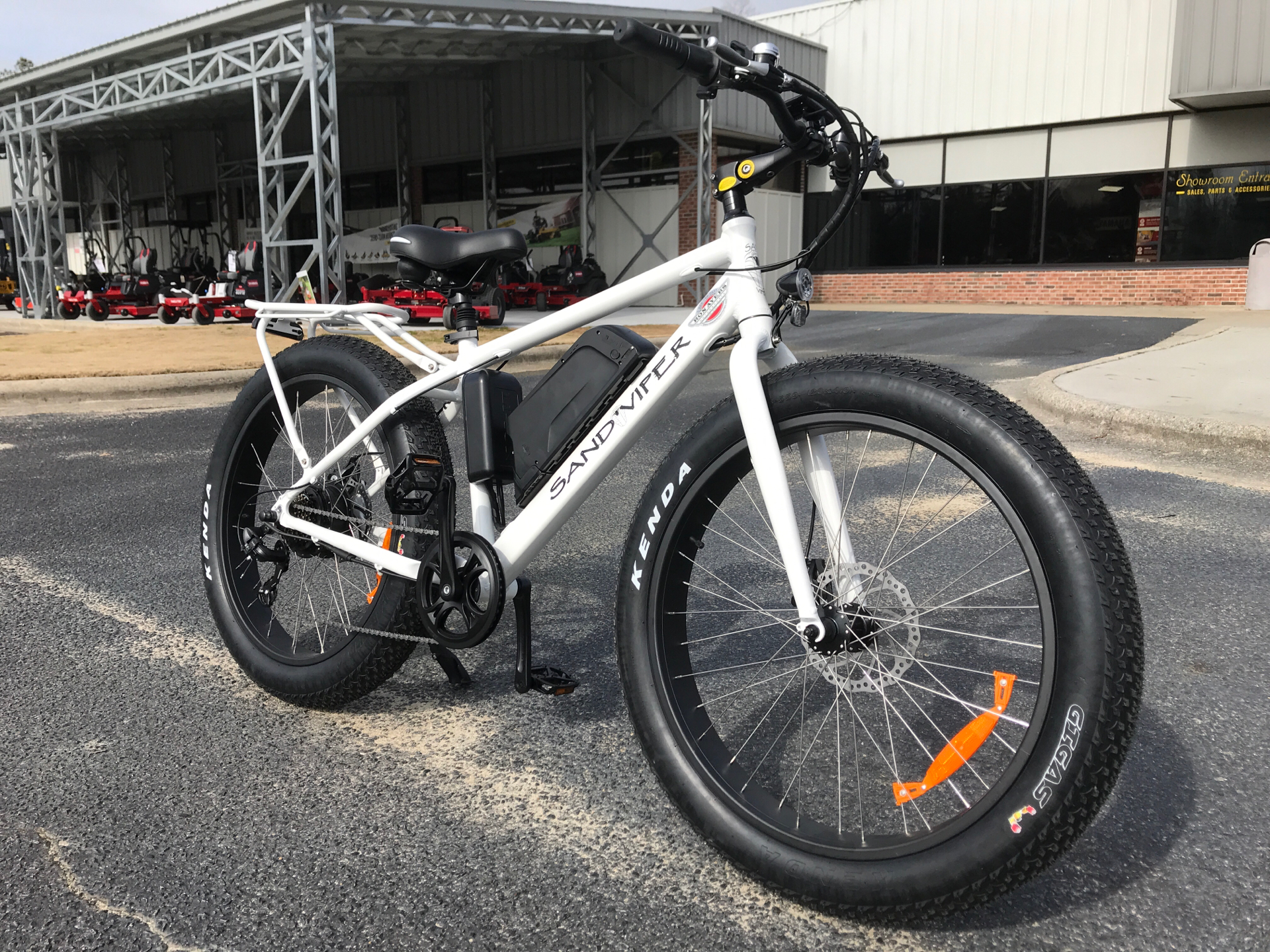 2020 SSR Motorsports Sand Viper 500W in Greenville, North Carolina - Photo 2