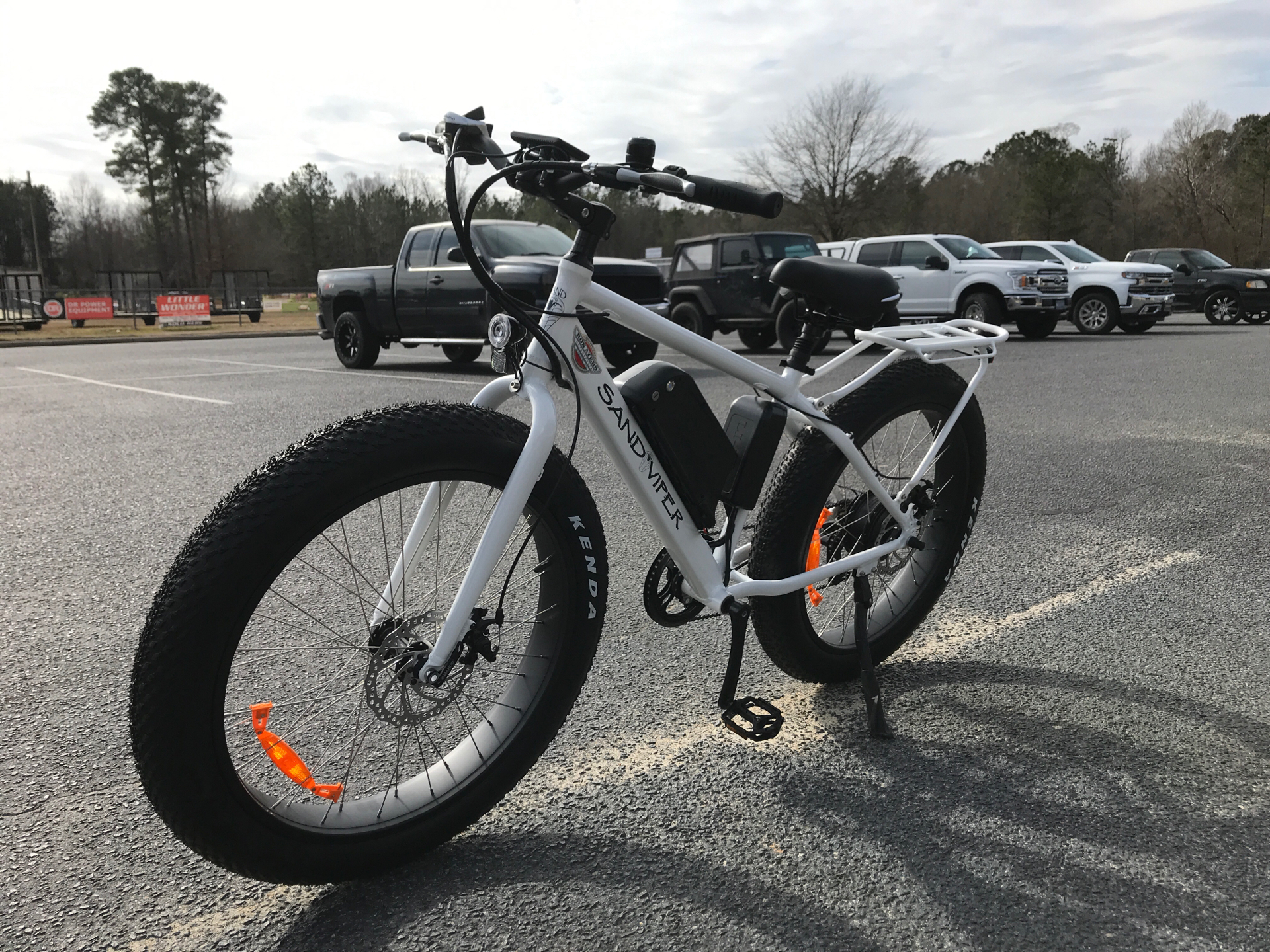2020 SSR Motorsports Sand Viper 500W in Greenville, North Carolina - Photo 4